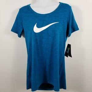 Nike Womens Dri-Fit Trainning Shirt Sz Small